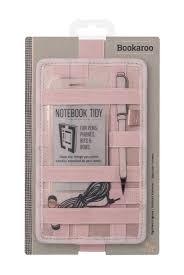 BOOKAROO NOTEBOOK STARTERPACK ROSE GOLD