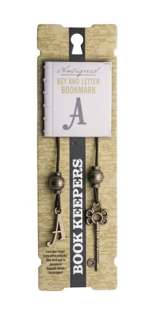 Letter A Book Keeper