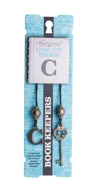 Letter C Book Keeper