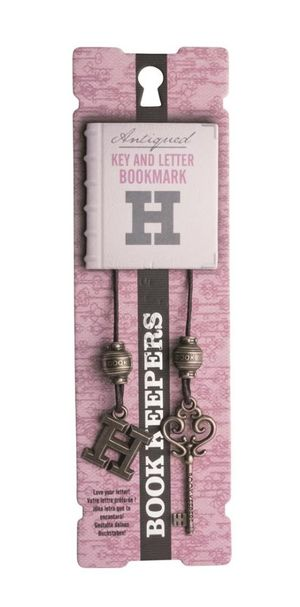 Letter H Book Keeper
