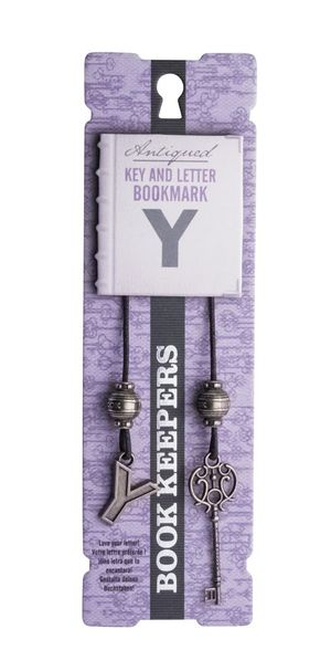 Letter Y Book Keeper