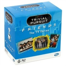 Friends Trivial Pursuit Bite Size Board Game