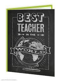 CHALK055 Best Teacher