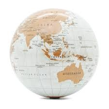Luckies Revolving Globe