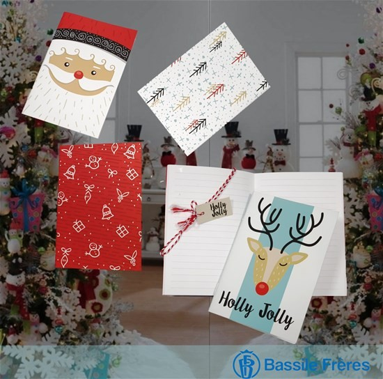 Christmas Special Collection of 4 Notebooks