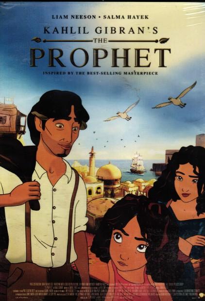 Kahlil Gibran's The Prophet DVD