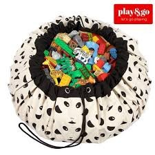 Play and Go Toy Storage Bag - Panda