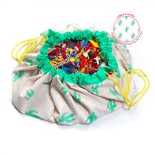Play and Go Cactus Bag - Limited Edition