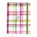 DIARY20 BLANKIE ME PRINTED HARD COVER WEEKLY INTERIOR VERTICSL ELASTIC BAND HIDDEN SPIRAL 12 MONTHS