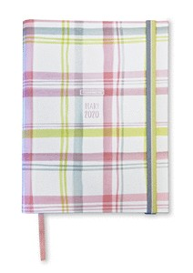 DIARY20 BLANKIE ME PRINTED HARD COVER WEEKLY INTERIOR VERTICAL ELASTIC BAND 12 MONTHS WITH STICKER