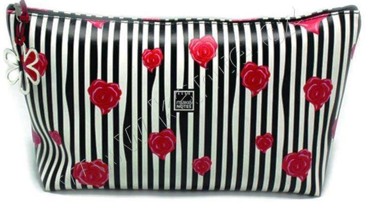 ROSES COSMETIC BAG ASSORTED AHNGING