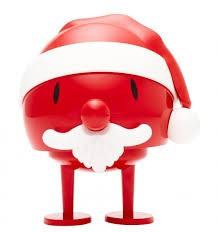 Hoptimist Red. Santa Claus Bumble
