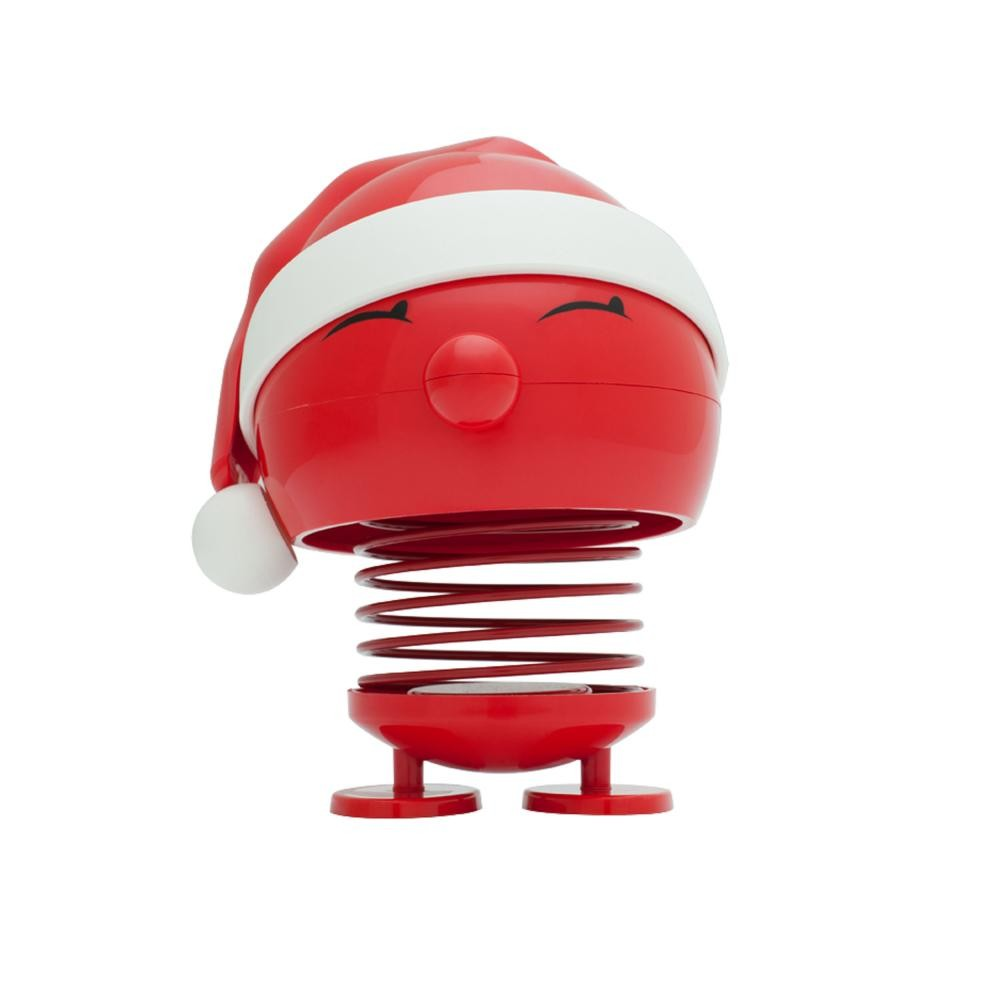 Hoptimist Red. Santa Bimble (large)
