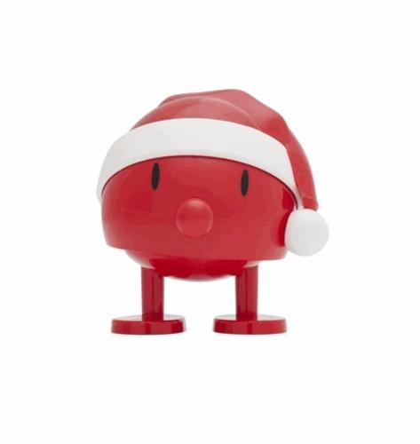 Hoptimist Red. Baby Santa Bumble (small)