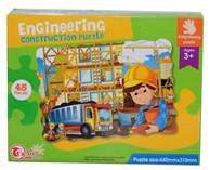 Kids 45 Pieces Engineering Puzzle