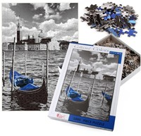 Collected Colors Jigsaw Puzzle 1000 pcs