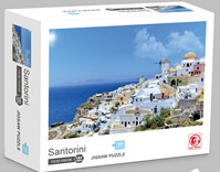 Santorini Jigsaw Puzzle 1000 pcs