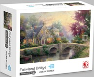 Fairyland Bridge Jigsaw Puzzle 1000 pcs