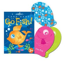 Color Go Fish Playing Cards (2ED)