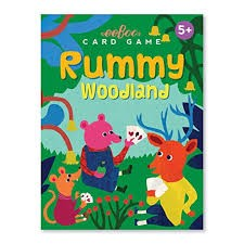 RUMMY WOODLAND CARD GAME