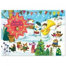 Snowman's Band Advent Calendar