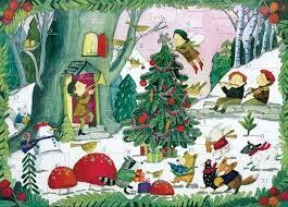 Christmas In The Woods Advent Calendar
