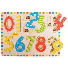 Inset Puzzle 123