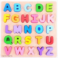 ABC Puzzle (UPPERCASE)