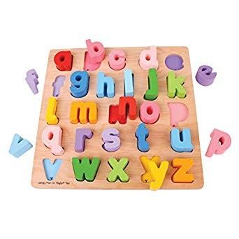 abc Puzzle (lowercase)