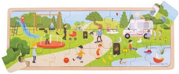 In The Park Puzzle