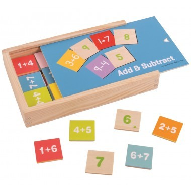 Add & Subtract Box