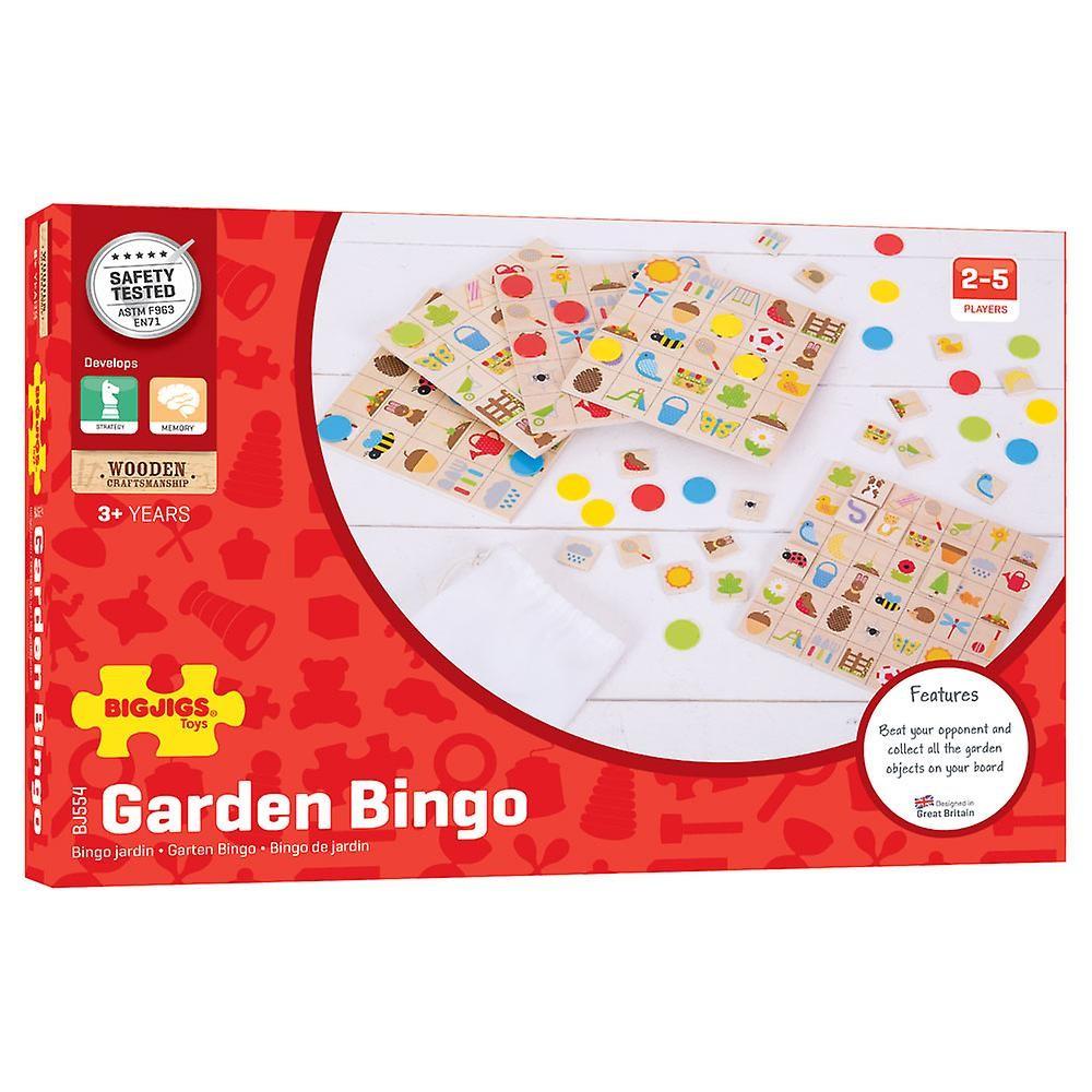 Garden Bingo