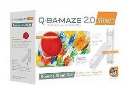 Q-BA-Maze  Bounce Stunt Set