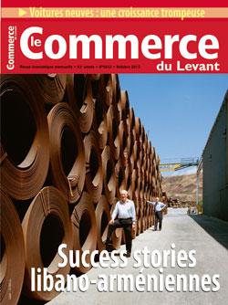 Le Commerce Du Levant No. 5633 Octobre 2012