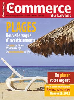 Le Commerce du Levant No. 5630 juillet 2012