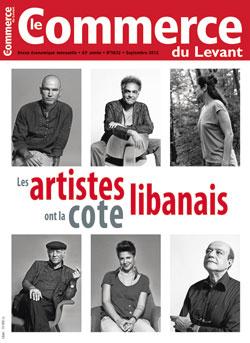 Le Commerce du Levant No. 5632 septembre 2012