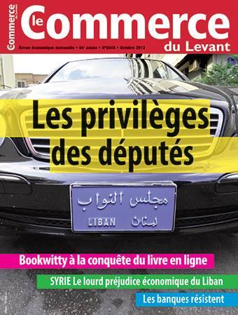 Le Commerce du Levant No. 5645 octobre 2013