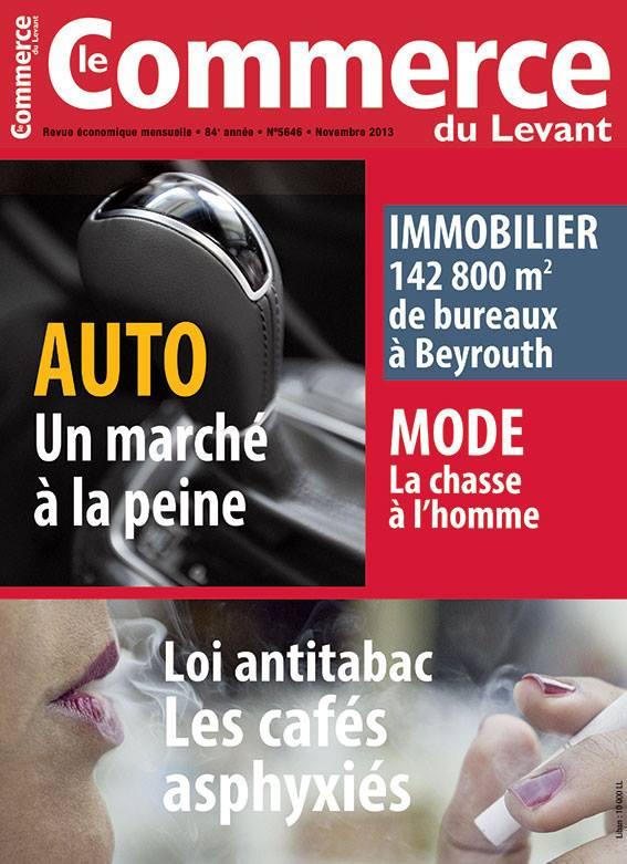 Le Commerce du Levant No. 5646 novembre 2013