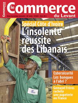 Le Commerce du Levant No. 5650 mars 2014