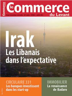 Le Commerce du Levant No.5654 juillet 2014