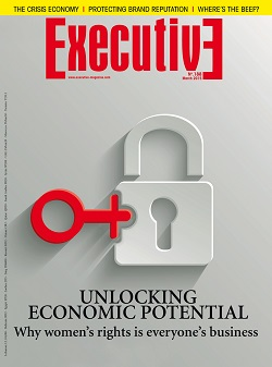 Issue 188 - UNLOCKING ECONOMIC POTENTIALS: Why women's wright is everyone's business