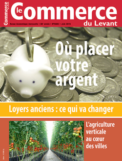 Le Commerce du Levant No. 5665 juin 2015