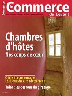 Le Commerce du Levant No. 5666 juillet 2015