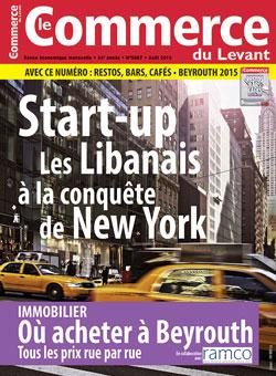 Le Commerce du Levant No. 5667 août 2015