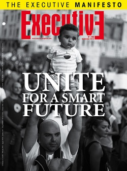 Issue 194 - UNITE FOR A SMART FUTURE