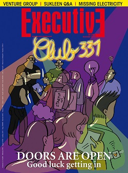 Issue 196 - CLUB 331 DOORS ARE OPEN: good luck getting in