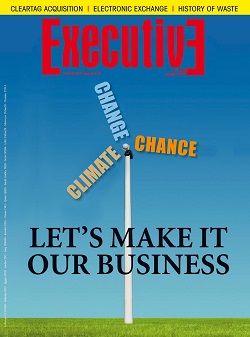 Issue 198 - LET'S MAKE IT OUR BUSINESS: climate,change,chance