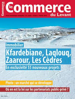 Le Commerce du Levant No.5673 Février 2016