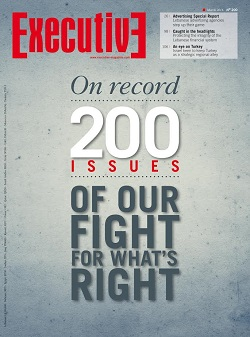 Issue 200 - ON RECORD 200 ISSUES OF OUR FIGHT FOR WHAT'S RIGHT