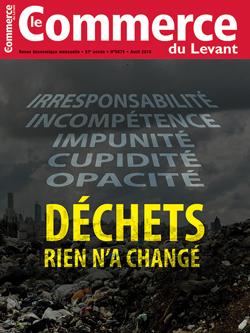 Le Commerce du Levant No.5675 Avril 2016